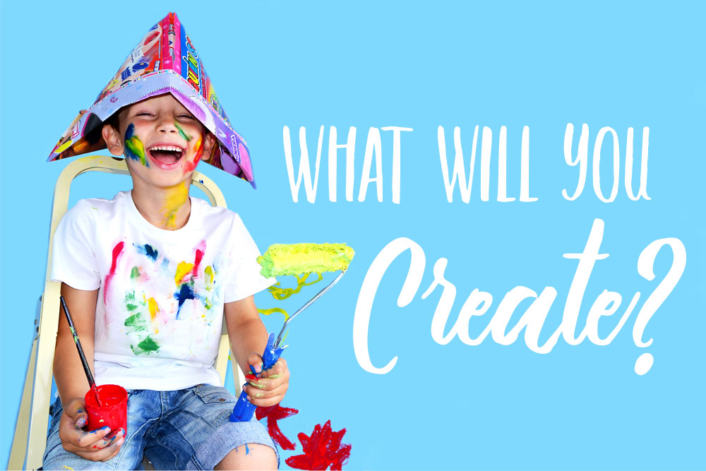 What will you create?